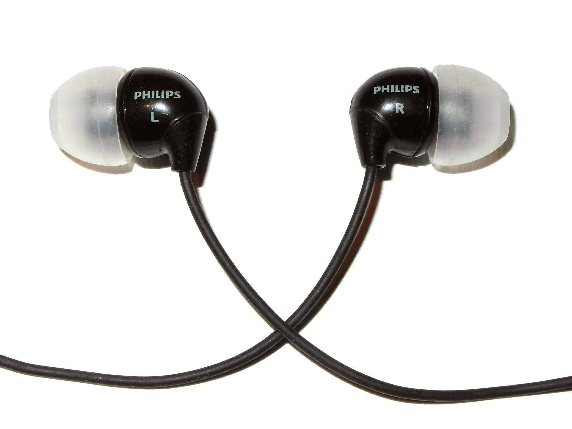 אוזניות פיליפס