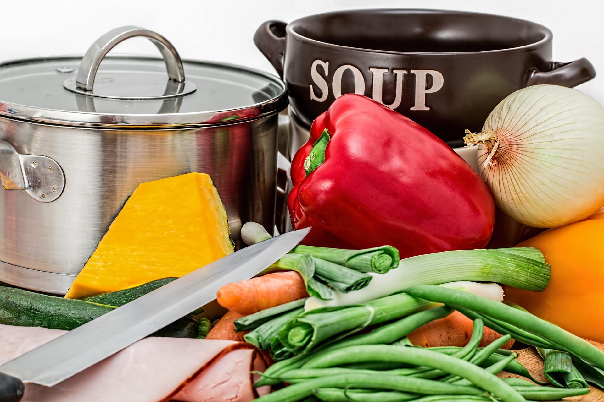 ירקות למרק